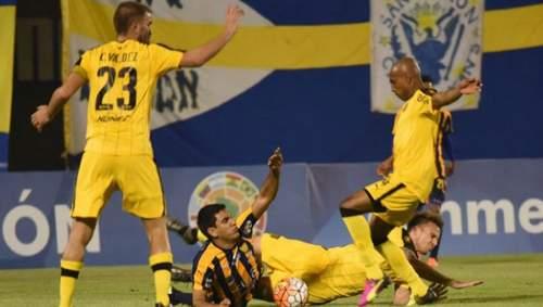 Copa Sudamericana Peñarol vs Luqueño directo