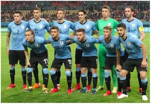 Gano Uruguay 2 a 0 en China por la copa